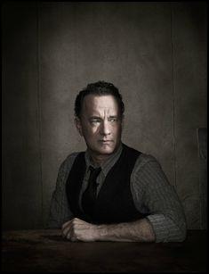 Tom Hanks - Photographed by Dan Winters.
