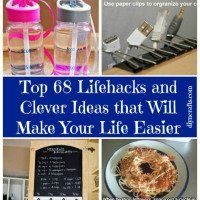 Top 68 Lifehacks and Clever Ideas that Will Make Your Life Easier - Page 66 of 67 - DIY & Crafts