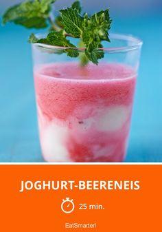 Joghurt-Beereneis - smarter - Zeit: 25 Min. | eatsmarter.de
