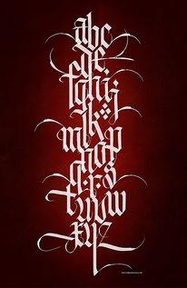 steveczajka.posterous.com - Where Calligraphy and Digital Arts Meet! — Designspiration