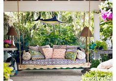 Patio design - outdoor living
