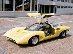 Pininfarina Alfa Romeo 33 Speciale