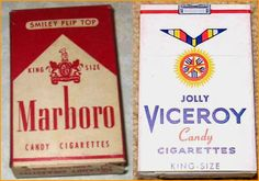 "we thought we were so cool ""smoking"" these at Grandma & Grandpa Mead's house back in 1980-something"