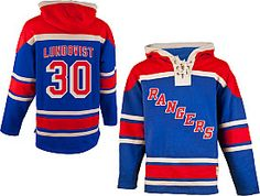 Lundqvist hoodie by Old Time Hockey