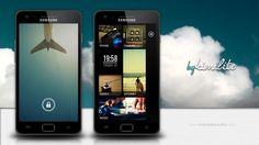 Android Vertical Plane by kimilite.deviantart.com on @deviantART