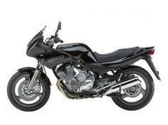 My bike <3  Yamaha XJ600 Diversion