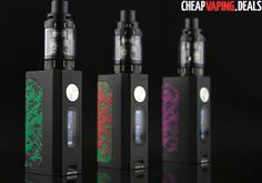 Check out this low price for the Dovpo Ember 80 Starter Kit. Get it for a low price with worldwide shipping available.