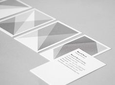 Cool identity work by Mind Design for Russell Marsh Casting.