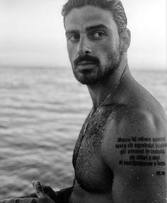 Hottest Guy Ever, Just Beautiful Men, 365days, Daddy Aesthetic, Fine Men, Attractive Men, Handsome Boys, Handsome Italian Men, Hot Boys