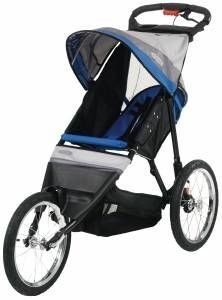 How To Replace The Tire Tubes On An Instep Jogging Stroller