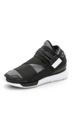 buy online 105bd f1334 Y-3 Y-3 Qasa High Sneakers Footwear Shoes, Mens Shoes, Shoes