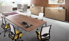 A comprehensive range of flexible desking with several finish and leg options, including the stylish height-adjustable square loop.  http://maxfurniture.co.uk/workstations_longplay