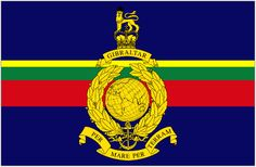 Image of Headquarters Royal Marines and Corps Flag