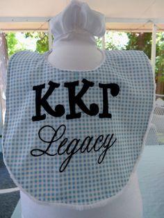 Kappa Kappa Gamma Legacy! So Darling!!!