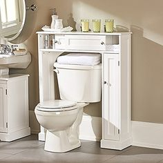 Weatherby Bathroom Over-the-Toilet Storage Cabinet - Impr... https://www.amazon.com/dp/B00RLR5IMK/ref=cm_sw_r_pi_dp_x_Rdj2yb6FSY0Y7