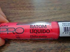 Que apaixonada por maquiagem não ouviu falar nos Batons Líquidos da Dailus Pro? Todas, né? RS Comprei algumas cores e escrevi um 'pouquinho' sobre eles no meu blog... Quer conferir? Acesse o link: http://ammandomaquiagem.blogspot.com.br/2014/11/BatonsLiquidosDailusPro.html
