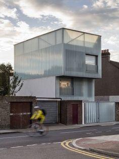 Project - Slip House - Architizer