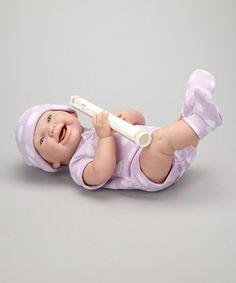 Take a look at this La Newborn Doll by JC Toys on #zulily today!