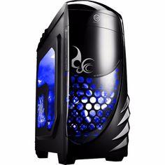 ข้อมูลพิเศษ<SP>Tsunami City Hunter London Series 3 x LED Fan Gaming Case (BLACK/BLUE)++Tsunami City Hunter London Series 3 x LED Fan Gaming Case (BLACK/BLUE) (3 รีวิว) City Hunter London Series 3 x LED Fan Gaming Case Spec V.01 Motherboard Size Support to ATX / M-ATX M/B Front Panel ABS ...++