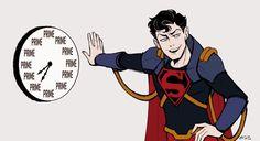 Superboy Prime, Comics, Memes, Meme, Cartoons, Comic, Comics And Cartoons, Comic Books, Comic Book