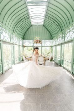 Wedding Day Bridal Portraits in a Green House — Indianapolis Wedding Photographer Greenhouse Growing, Greenhouse Plans, Bride And Groom Images, Greenhouse Wedding, Cool Lighting, Bridal Portraits, Wedding Day, Wedding Ceremony, Fans