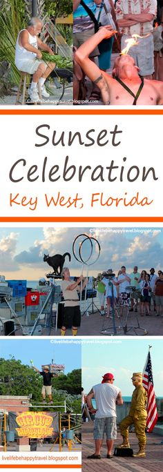 A nightly ritual to gather at Mallory Square Dock to celebrate the sunset has been a long standing tradition in Key West. Mallory ...