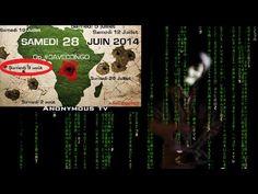 Anonymous ▶ In the Matrix / Op #SaveCongo / 13 Septembre 2014