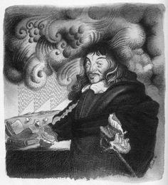Tullio Pericoli   Descartes
