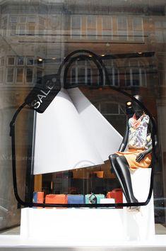 """SALE, London, """"It's in the Bag"""", pinned by Ton van der Veer"""