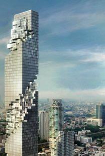 Architectural Digest México - Proyectos : La torre más grande de Bangkok