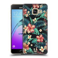 Head Case Designs Nature Imprimées Tropicaux Étui Coque D'Arrière Rigide Pour Samsung Galaxy A3 (2016): Amazon.fr: High-tech