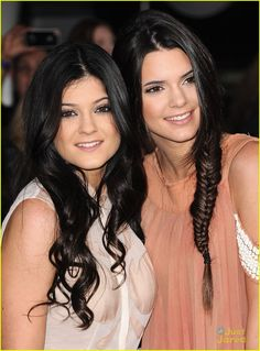 Kendall & Kylie Jenner, these girls may be young yet have huge hearts and amazing fashion sense.