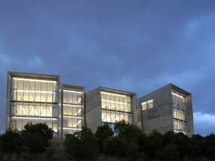 Facultad de Comunicación, Universidad San Jorge,© Xabier Ilundain Madurga