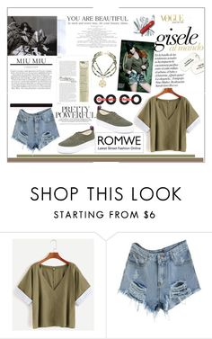 """""""romwe"""" by mindak ❤ liked on Polyvore featuring Chanel and Eytys"""