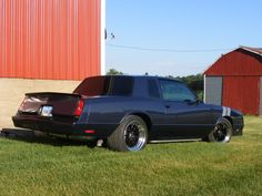 g-body monte carlo   Thread: 84 Monte Carlo SS with Schwartz Performance G-body Chassis
