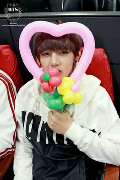Some day I'll die from his cuteness. I just know it... #Taehyung