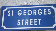 Ma rue à Port Louis