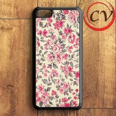 Vintage Floral iPhone 5C Case