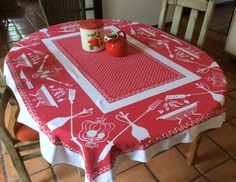barbecue vintage tablecloth - Google Search Picnic Blanket, Outdoor Blanket, Picnic Decorations, Bar B Q, Colorful Fruit, Vintage Tablecloths, Red Background, Barbecue, Mid-century Modern