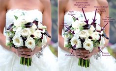 The Best of 2013 from FiftyFlowers.com – Bouquet Breakdowns!