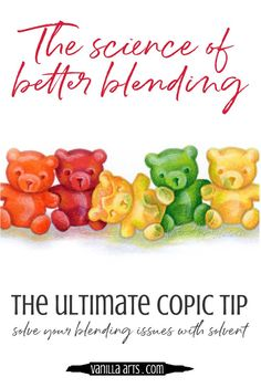 How to Blend Copic Markers: The Secret to Smoother Blending — Vanilla Arts Co. Copic Marker Art, Copic Art, Copic Pens, Sketch Markers, Copic Sketch, Coloring Tips, Adult Coloring, Coloring Books, Copics