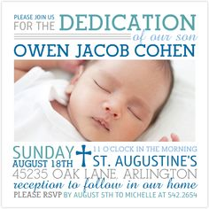 Baby Dedication templates - Google Search
