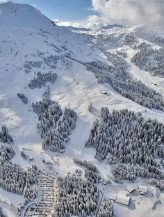 Les pistes de ski les plus dangereuses Megeve
