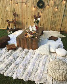 Moroccan wedding blanket boho picnic dinner crochet spell cushion vintage throws urban outfitters fairy lights uoaroundyou Grace loves lace Leather pouffe Drink bar cart