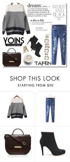 """www.yoins.com"" by mery1991 ❤ liked on Polyvore featuring Michael Kors, Nine West and yoins"