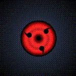 Sasuke Eternal Mangekyou by Z-studios.deviantart.com on @DeviantArt