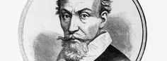 "Claudio Monteverdi. The ""Papa"" of opera. His mustache, err -- music -- was an important bridge from Renaissance to Baroque aesthetics."