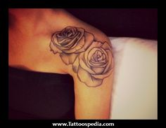 shoulder+tattoos+for+women | Shoulder%20Tattoo%20For%20Girls%20Tumblr%201 Shoulder Tattoo For Girls ...