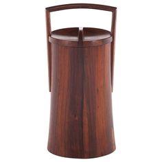 Jens Quistgaard Dansk Rare Woods Ice Bucket