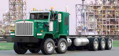 Kenworth Trucks - The World's Best® #NDOil #TheBakken #Kenworth http://www.wallworktrucks.com